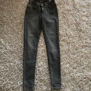 Levis grey legging